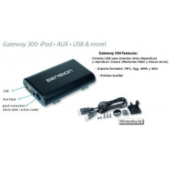 Gateway 300 - OPEL CAN for DVD90