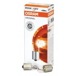 Caja 10 Lámparas OSRAM BA15s 12V 5W R5W