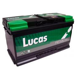 Bateria arranque LUCAS 53AH 480A
