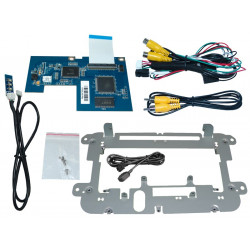 Interface cámara Seat, Skoda, VW MIB STD2 PQ Nav