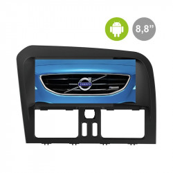 "NAVEGADOR PARA VOLVO XC60 (2009-2017) - ANDROID 8,8"" IPS"