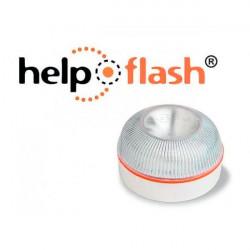 Faro de señalización emergencia Help Flash