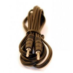 Cable extension auxiliar 3.5mm jack (1,3m)