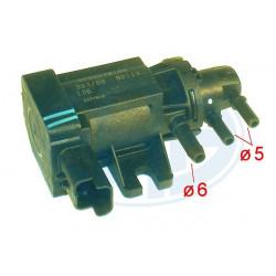 Electroválvula turbo