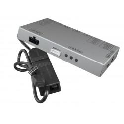 Interface video y cámara para MERCEDES COMMAND APS NTG1/NTG2