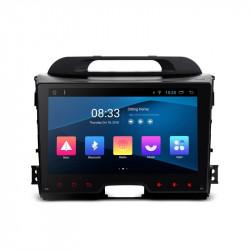 """Kia Sportage 3 con Android 8.1 Quad Core LCD 9"""""""