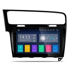 "NAVEGADOR RADIO DVD GPS Android 8.1 LCD Táctil 7"" GPS BLUETOOTH WIFI"