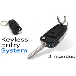 Kit Cierre Centralizado con llaves