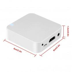 Adaptador para smartphone con MirrorLink USB