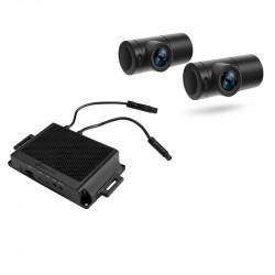 Sistema grabación 12V 2 canales Full HD+HD Wifi GPS PROFESIONAL