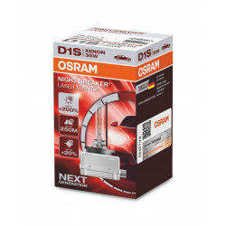 Xenon bulb D1S 6000K 35W