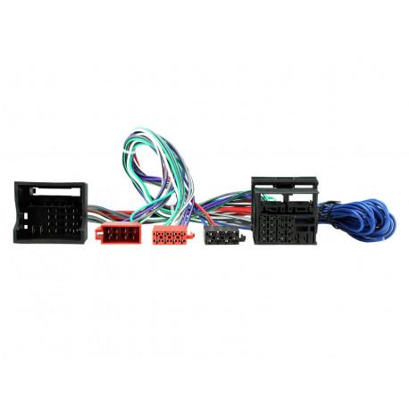 CONECTOR MANOS LIBRES Q5-A4-A5-A6 2009 BASIC PLUS