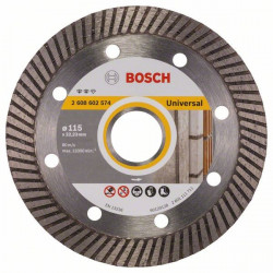 Disco Diamante Bosch 230mm Expert Universal