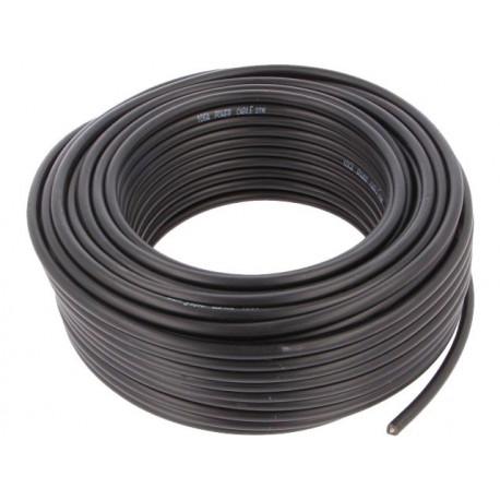 Cable alimentación Negro