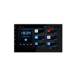 "Radio GPS Android 9.0 LCD táctil 7"" USB"