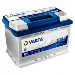 Bateria arranque Blue Dynamic 74AH 680A