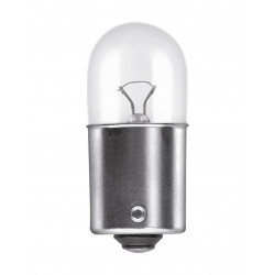 Caja 10 Lámparas halógenas mini Ba15S R10W 24V