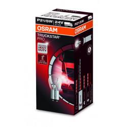 Caja 10 lámparas OSRAM TRUCKSTAR PRO BAY15D 24V 21W / 5W P21/5W