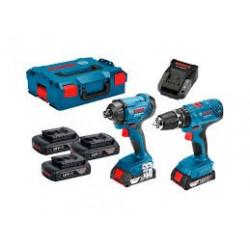 Taladro Percutor a batería Bosch GSB 18-2-Li
