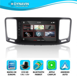 VW SHARAN, SEAT ALHAMBRA (+2010) - DYNAVIN N7X PRO