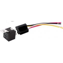 Relé inmobilizador corte encendido 24V 40A con cable
