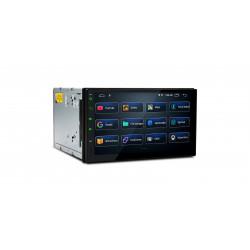 "Radio GPS Android 10 LCD táctil 7"" USB"
