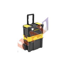 Juego de destornilladores Stanley con puntas variadas (20 unidades)