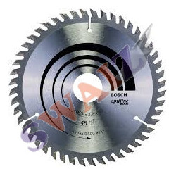 Disco circular Bosch optiline 160x20  48 dientes