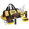 Taladro Percutor Brushless 18V 1.3Ah Stanley FATMAX®
