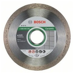 Disco de corte de diamante Bosch for Ceramic