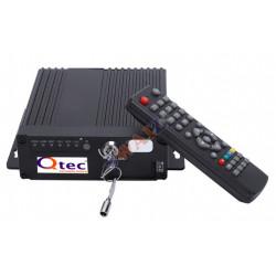 Sistema Grabación HD 4 canales 12V/24V coche camión