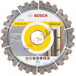 2608602192 Disco diamante Bosch univ. 125mm