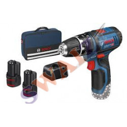 Taladro Bosch GSB 12-15+ LBoxx