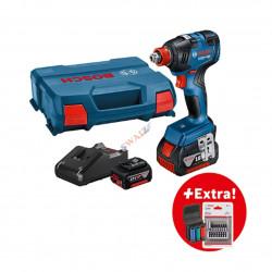 Martillo perforador a batería con SDS-plus GBH 18 V-EC Professional