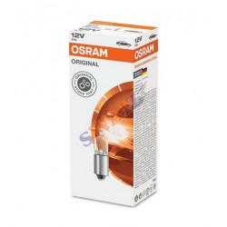Caja 10 Lámparas halógenas Osram BA9S 10W 12V