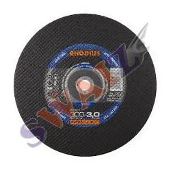 Disco de corte Rhodius ST34 350 x 3,0 x 25,40