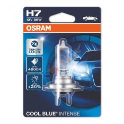 Blister 1 Lámpara OSRAM COOL BLUE INTENSE H7 12V 55W PX26d
