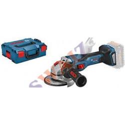 Amoladora a batería Bosch GWS 18V-7 (125mm)+caja cartón