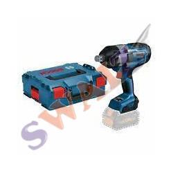 "Atornillador de impacto Bosch  a batería GDS 18V-1050 H Professional 3/4""+2 bat 5,5 PROCORE+GAL1880CV"