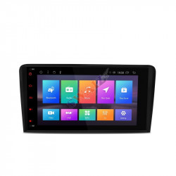 """RADIO DVD GPS LCD TACTIL 7"""" AUDI A3 8P ANDROID 8.0"""