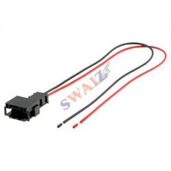 Conector altavoz VAG