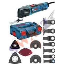 Multiherramienta Bosch GOP 30-28 Professional+acc+ LBoxx