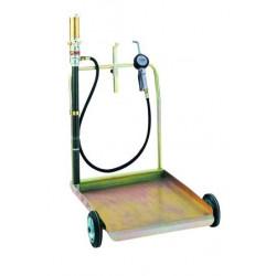 Dispensador de aceite para bidón de 180/220 kg