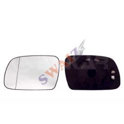 Cristal de espejo, retrovisor exterior lado izquierdo
