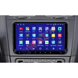 "NAVEGADOR VW / SEAT / SKODA LCD 9"" - ANDROID"