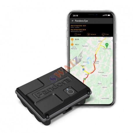 Pandora FINDER localizador GPS portátil