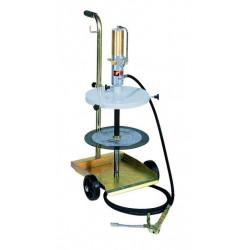 Engrasador móvil para bidón de 50/60 kg
