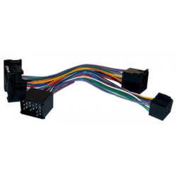 CABLE MANOS LIBRES-OEM BMW ANTES 2001 17 PIN