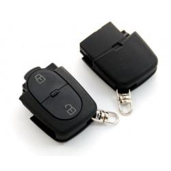Carcasa de Llave para Mandos de Audi con 2 botones
