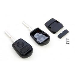 Carcasa de llave para BMW con espadín y 3 botones
